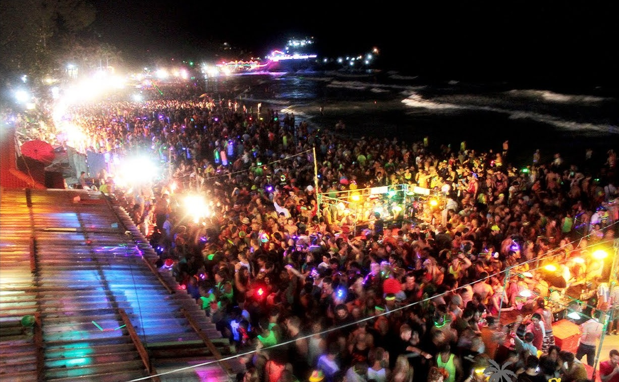 Full Moon Party Pangan