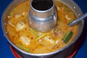 Тайская кухня. Том ям.