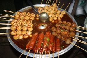 Тайская кухня фото.