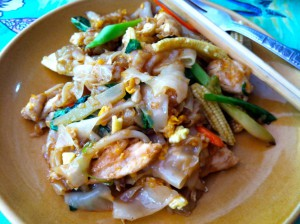Тайская кухня.