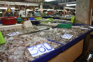 Тайская кухня, рынок