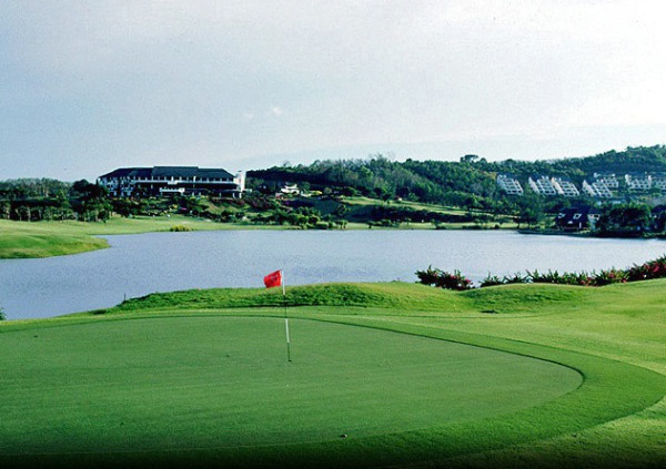 BLUE CANYON COUNTRY CLUB golf Phuket