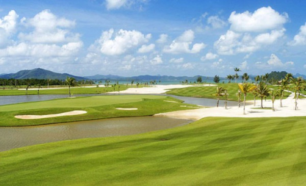 mission hills phuket golf club
