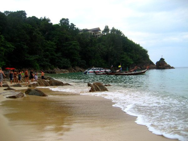 пляж Банана Бич