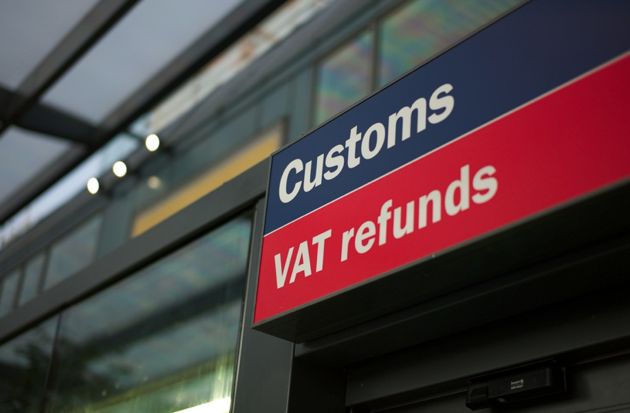 vat refund thailand возврат