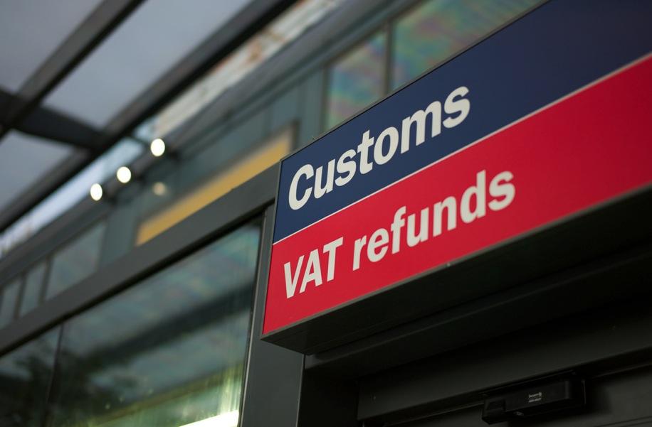 vat refund thailand возврат