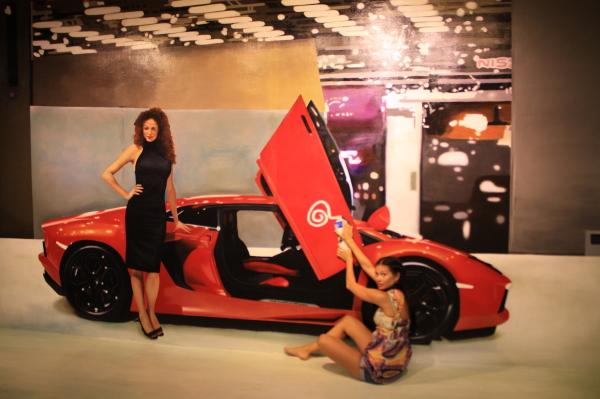 музей 3D на Пхукете