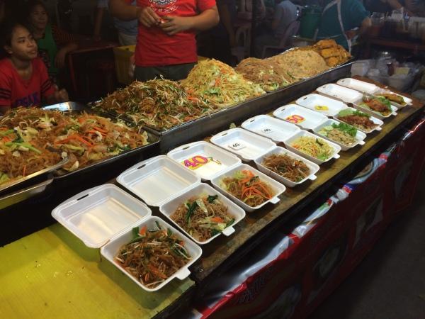 рынок Банзан на Пхукете, Патонг