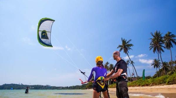 kiteserfing phuket