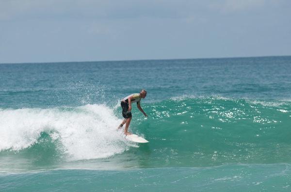 серфинг на Пхукете