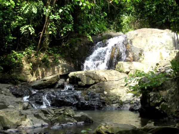 водопад Ao Yon