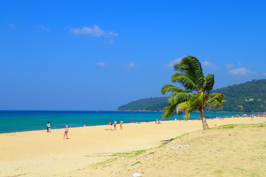 Погода в начале июня на пхукете пляж карон