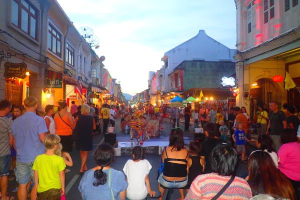 ярмарка на ул Таланг
